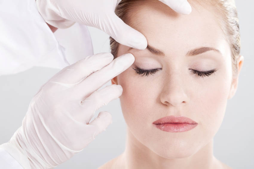 Non-Surgical Eye-Lift