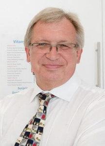 Dr Andrew Weber