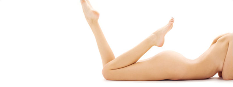 image of beautiful slim body