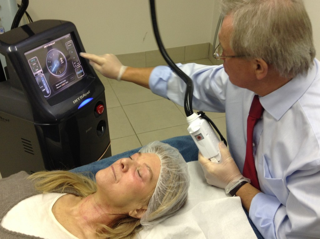 INTRAcel – A revolution in non-surgical skin tightening